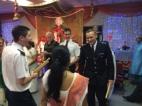 Cops getting tips from regular dancers